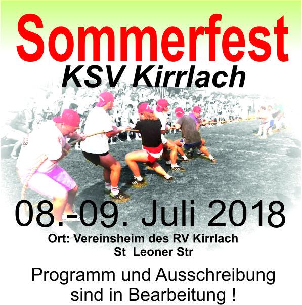 Offene KSV-Meisterschaft Tauziehen